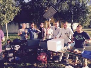Klub10 medarbejderfest